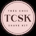 Très Chic Shave Kit Logo