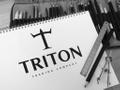Triton Trading Company Logo