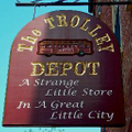 trolleydepot Logo