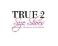True 2 Size Shoes Logo