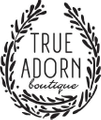 TrueAdornBoutique Logo