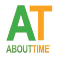 About Time Protein Logo