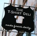 The T-Shirt Deli Logo
