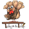Turkey on the Table Logo