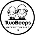 TwoBeeps.co.uk UK Logo