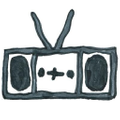 Two Dollar Radio Logo