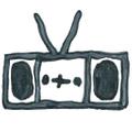 Two Dollar Radio logo