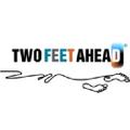 Two Feet Ahead USA Logo