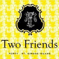Two Friends Logo
