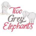 Two Grey Elephants Australia Logo