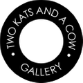 Two Kats And A Cow Logo