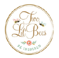 Two Lil Bees Logo
