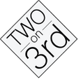 Two on 3rd logo