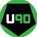 Upper 90 Soccer Logo