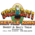 Uncle Dave's Kettle Korn NC Logo