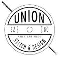 Union Stitch & Design USA Logo