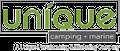 Unique Camping Marine Logo