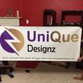 Unique Greek Designz Logo