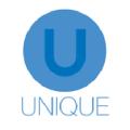 Unique Manufacturing & Marketing Logo