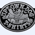 Uptown Dog T-Shirts Logo
