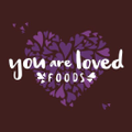You Are Loved Foods Logo