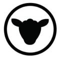 Black Sheep Cycling Cocos (Keeling) Islands Logo