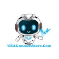 Usa Gundam Store Logo