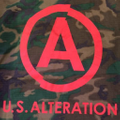 U.S. ALTERATION Logo