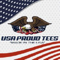 USA Proud Tee Logo