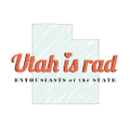 Utah Is Rad Logo