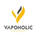Vapoholic Logo