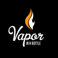 Vapor in a Bottle Logo