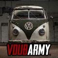 VDUB ARMY Logo