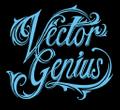 Vector Genius Logo
