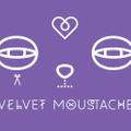 Velvet Moustache Logo