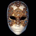 Venetian Masks Shop Logo