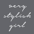 Very Stylish Girl logo