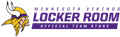 Vikings fan shop Logo