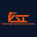 VikingSharkIndustries Logo