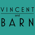 Vincent And Barn Logo