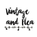Vintage And Flea Logo