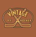 Vintage Ice Hockey Logo