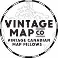 Vintage Map Co Logo