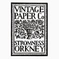 Vintage Paper Co Logo