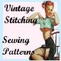 Vintage Stitching Canada Logo