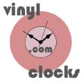 Vinyl Clocks UK Logo
