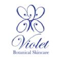 Violet Botanical Skincare USA Logo