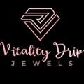 Vitality Drip Jewels Logo