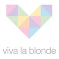 viva la blonde Logo