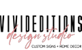 VividEditions USA Logo